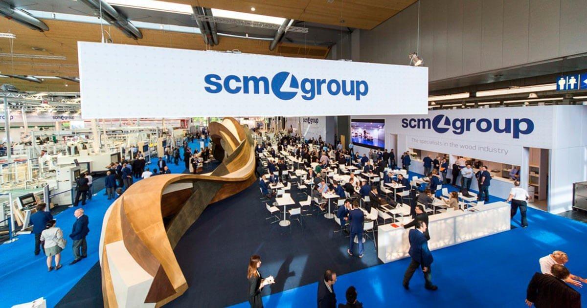 Maquinaria Milano distribuidor oficial de SCM presente en Fimma Maderalia 2016
