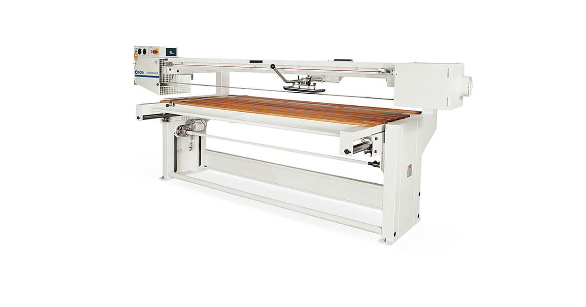 Lijadora para carpinterías de madera y artesanos marca SCM de venta en Valencia España