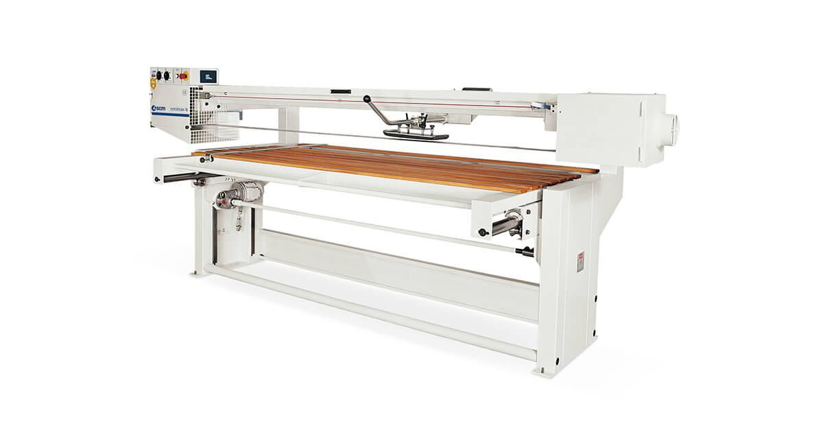 Lijadora para carpintería de madera y artesanos ebanistas marca SCM en venta España