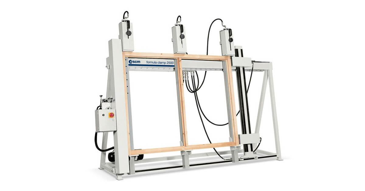 Mortajadora horizontal para carpintería de madera y artesanos ebanistas marca SCM en venta España