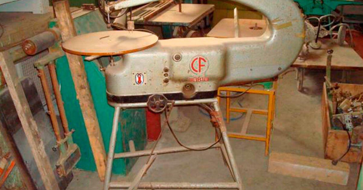 Caladora de segunda mano para madera a la venta en España
