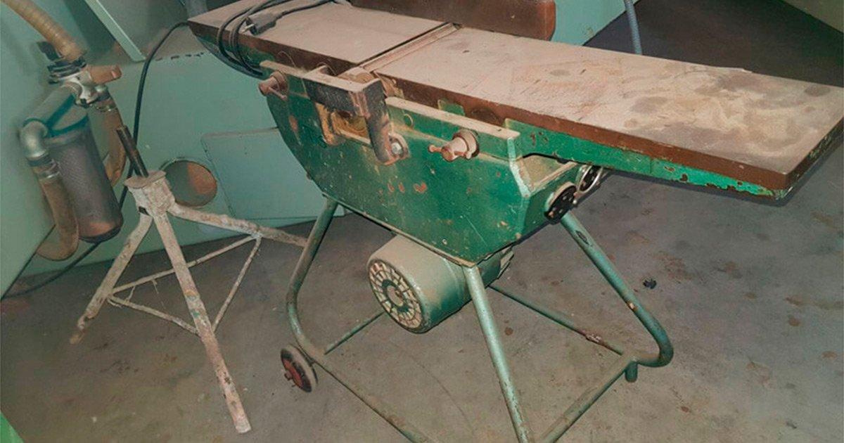 Cepilladora de segunda mano para madera a la venta en España