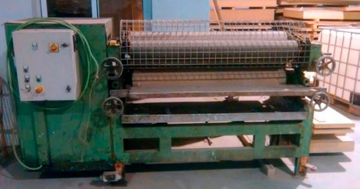 Encoladora de segunda mano para madera a la venta en España