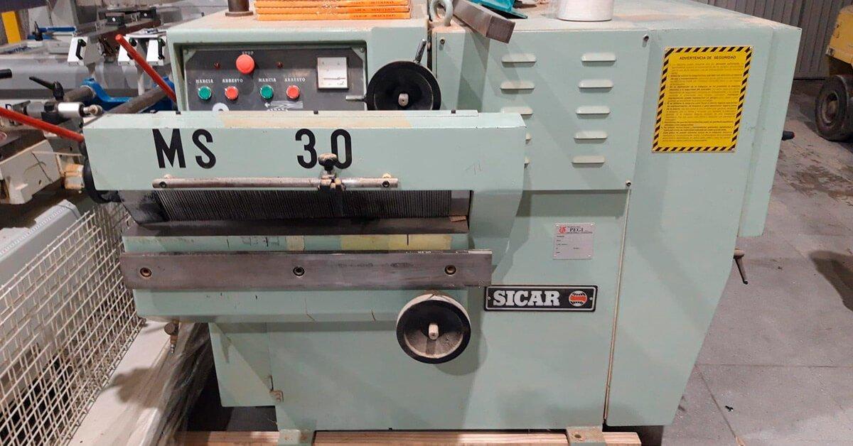 Sierra múltiple Sicar ms30