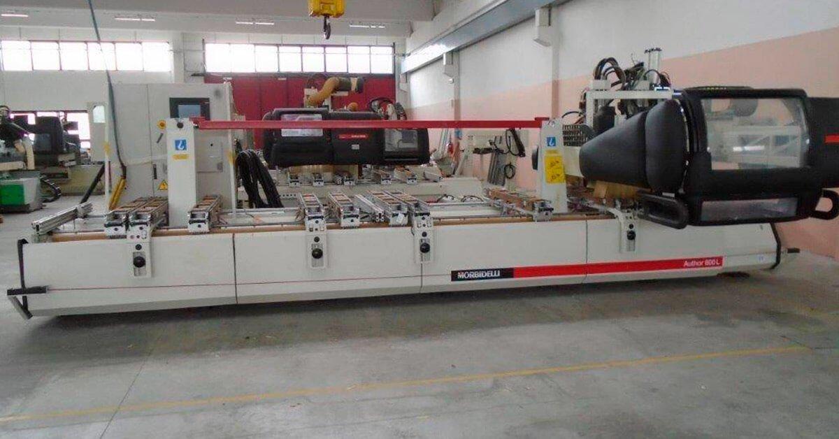 CNC Morbidelli